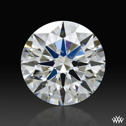 0.523 ct F SI1 Expert Selection Round Cut Loose Diamond