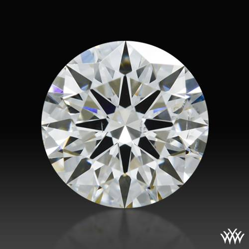 0.633 ct G SI1 A CUT ABOVE® Hearts and Arrows Super Ideal Round Cut Loose Diamond
