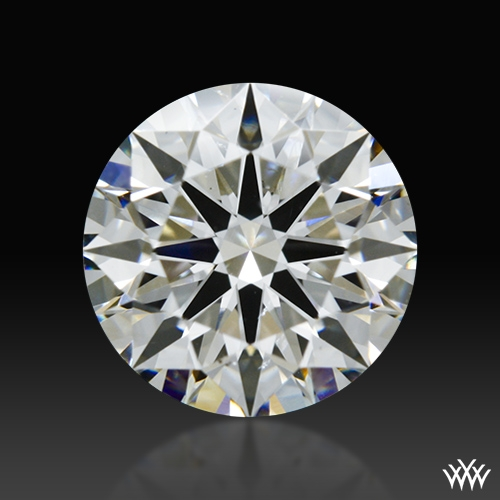 1.20 ct H VS2 A CUT ABOVE® Hearts and Arrows Super Ideal Round Cut Loose Diamond