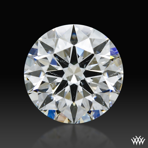 1.043 ct F SI1 Expert Selection Round Cut Loose Diamond