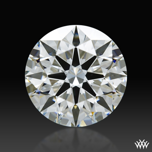 1.278 ct G VS2 A CUT ABOVE® Hearts and Arrows Super Ideal Round Cut Loose Diamond