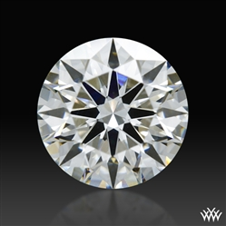 1.22 ct H VS1 A CUT ABOVE® Hearts and Arrows Super Ideal Round Cut Loose Diamond