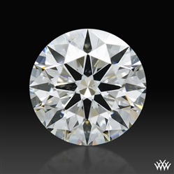 0.791 ct G SI1 A CUT ABOVE® Hearts and Arrows Super Ideal Round Cut Loose Diamond
