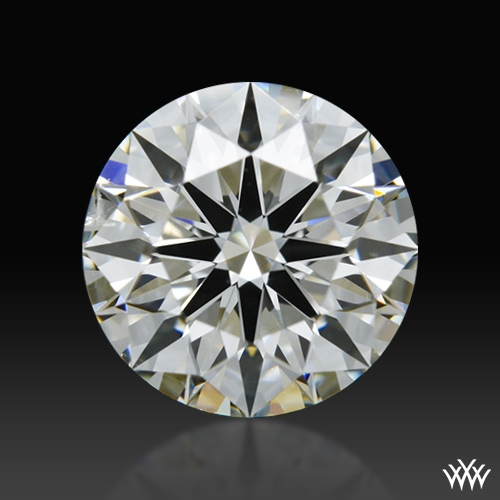 0.871 ct I SI1 A CUT ABOVE® Hearts and Arrows Super Ideal Round Cut Loose Diamond