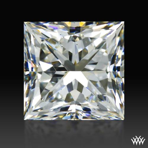1.33 ct H VS2 A CUT ABOVE® Princess Super Ideal Cut Diamond