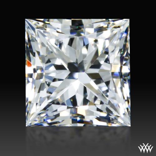 0.87 ct F VS2 A CUT ABOVE® Princess Super Ideal Cut Diamond