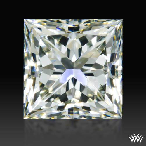0.927 ct J VS2 A CUT ABOVE® Princess Super Ideal Cut Diamond