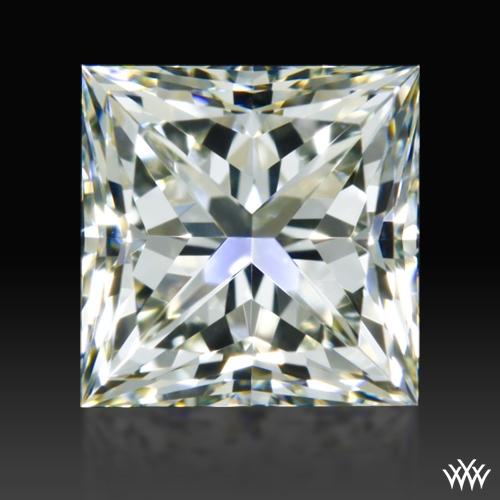 0.927 ct J VS2 A CUT ABOVE® Princess Super Ideal Cut Diamond