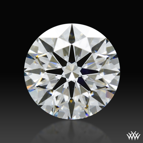 0.91 ct G VVS2 A CUT ABOVE® Hearts and Arrows Super Ideal Round Cut Loose Diamond
