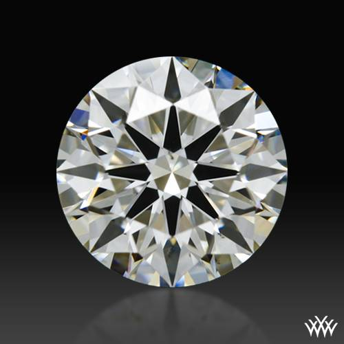 0.726 ct I VS2 A CUT ABOVE® Hearts and Arrows Super Ideal Round Cut Loose Diamond