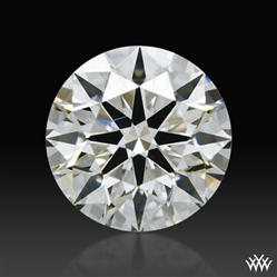 0.806 ct I VS2 A CUT ABOVE® Hearts and Arrows Super Ideal Round Cut Loose Diamond