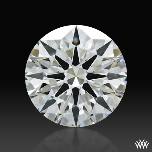 1.63 ct H VS2 A CUT ABOVE® Hearts and Arrows Super Ideal Round Cut Loose Diamond