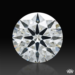 1.701 ct H SI1 A CUT ABOVE® Hearts and Arrows Super Ideal Round Cut Loose Diamond