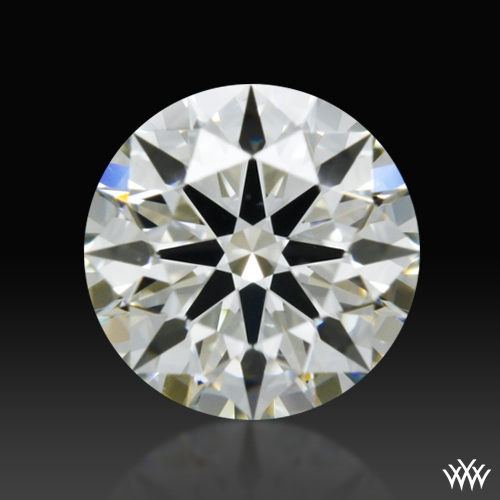 0.50 ct K SI1 A CUT ABOVE® Hearts and Arrows Super Ideal Round Cut Loose Diamond