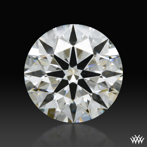 0.40 ct H SI1 A CUT ABOVE® Hearts and Arrows Super Ideal Round Cut Loose Diamond
