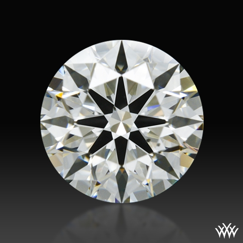 1.008 ct J VS2 A CUT ABOVE® Hearts and Arrows Super Ideal Round Cut Loose Diamond