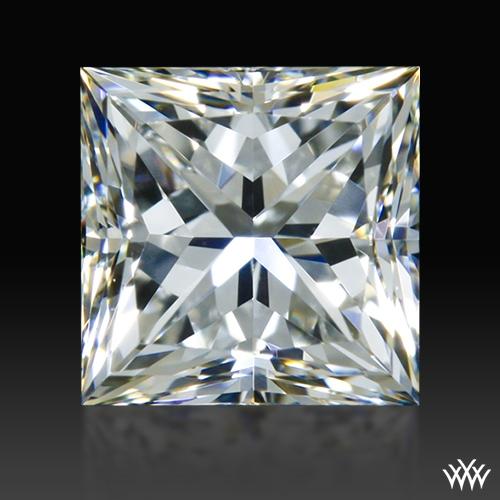 0.842 ct G VVS2 A CUT ABOVE® Princess Super Ideal Cut Diamond