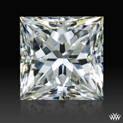 0.842 ct G VVS2 A CUT ABOVE® Princess Super Ideal Cut Diamond