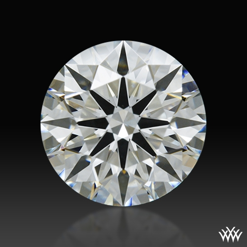 1.208 ct I VS2 A CUT ABOVE® Hearts and Arrows Super Ideal Round Cut Loose Diamond