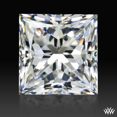 0.752 ct G VS2 A CUT ABOVE® Princess Super Ideal Cut Diamond