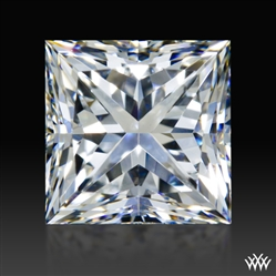 1.511 ct F VS2 A CUT ABOVE® Princess Super Ideal Cut Diamond