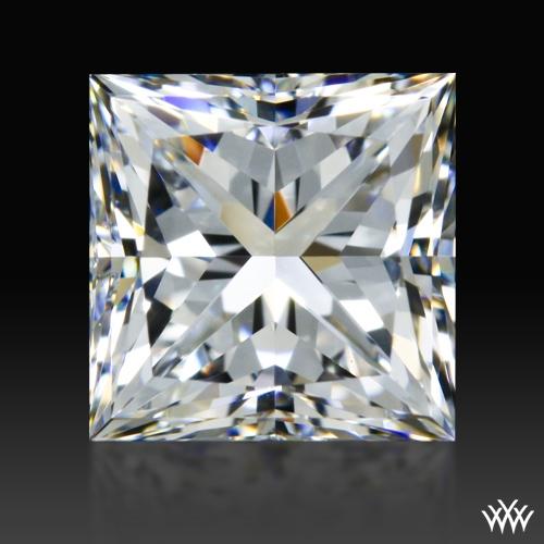 0.935 ct E VS1 A CUT ABOVE® Princess Super Ideal Cut Diamond