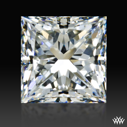 1.534 ct H VS2 A CUT ABOVE® Princess Super Ideal Cut Diamond