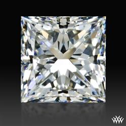 1.534 ct H VS2 A CUT ABOVE® Princess Super Ideal Cut Diamond