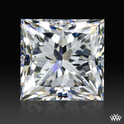 1.578 ct G VVS2 A CUT ABOVE® Princess Super Ideal Cut Diamond