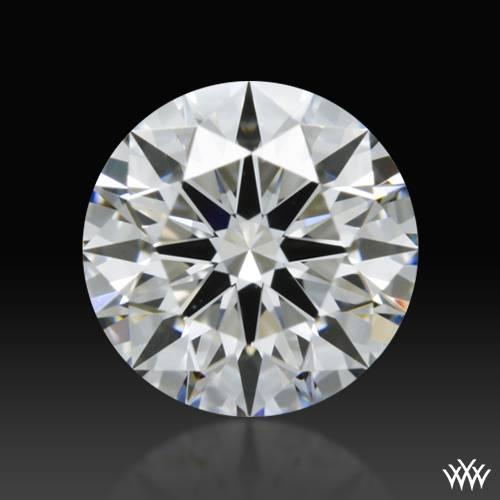 0.624 ct E VS2 A CUT ABOVE® Hearts and Arrows Super Ideal Round Cut Loose Diamond