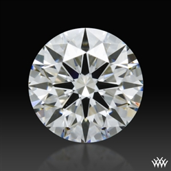 0.624 ct E VS2 A CUT ABOVE® Hearts and Arrows Super Ideal Round Cut Loose Diamond
