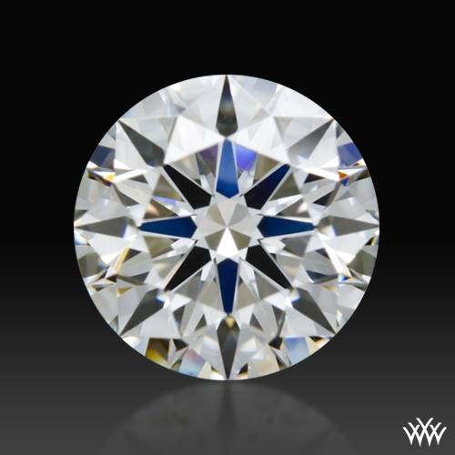 0.598 ct E VS1 A CUT ABOVE® Hearts and Arrows Super Ideal Round Cut Loose Diamond
