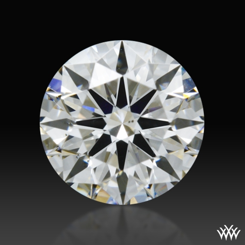 0.601 ct G VS2 A CUT ABOVE® Hearts and Arrows Super Ideal Round Cut Loose Diamond