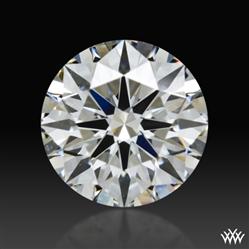 0.607 ct F VS1 Expert Selection Round Cut Loose Diamond