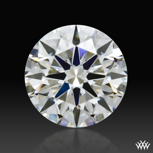 0.617 ct G VS1 A CUT ABOVE® Hearts and Arrows Super Ideal Round Cut Loose Diamond