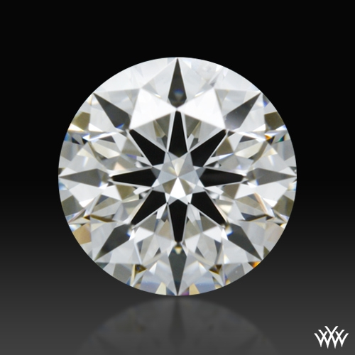 0.628 ct G VS2 A CUT ABOVE® Hearts and Arrows Super Ideal Round Cut Loose Diamond