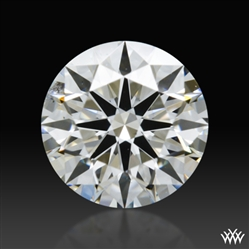 0.601 ct G SI1 A CUT ABOVE® Hearts and Arrows Super Ideal Round Cut Loose Diamond