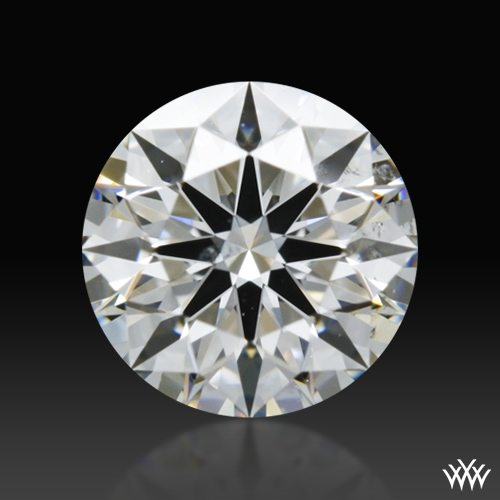 0.627 ct G SI1 A CUT ABOVE® Hearts and Arrows Super Ideal Round Cut Loose Diamond