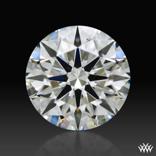 0.627 ct H VS2 A CUT ABOVE® Hearts and Arrows Super Ideal Round Cut Loose Diamond