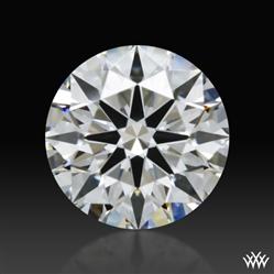 0.705 ct E VS2 A CUT ABOVE® Hearts and Arrows Super Ideal Round Cut Loose Diamond