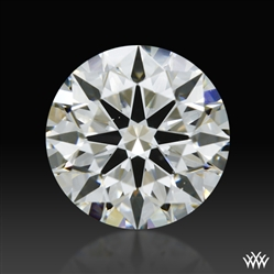 0.606 ct H VS2 A CUT ABOVE® Hearts and Arrows Super Ideal Round Cut Loose Diamond