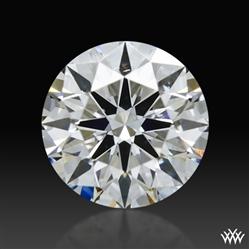 0.905 ct E SI1 A CUT ABOVE® Hearts and Arrows Super Ideal Round Cut Loose Diamond