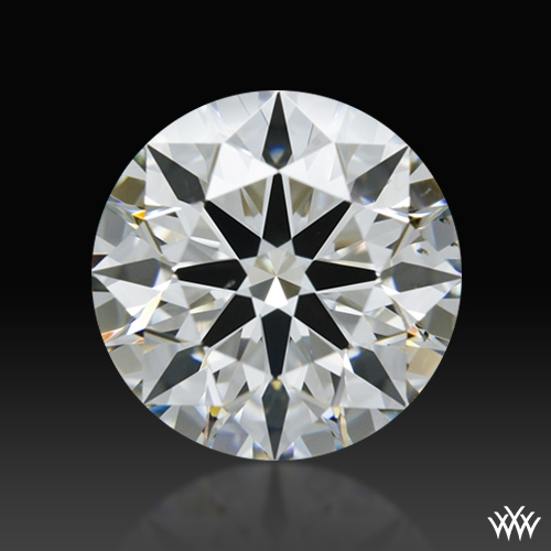 1.535 ct I VS2 A CUT ABOVE® Hearts and Arrows Super Ideal Round Cut Loose Diamond