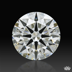 1.51 ct I VS2 A CUT ABOVE® Hearts and Arrows Super Ideal Round Cut Loose Diamond