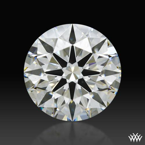 1.565 ct J VS2 A CUT ABOVE® Hearts and Arrows Super Ideal Round Cut Loose Diamond