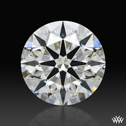 2.498 ct I SI1 A CUT ABOVE® Hearts and Arrows Super Ideal Round Cut Loose Diamond