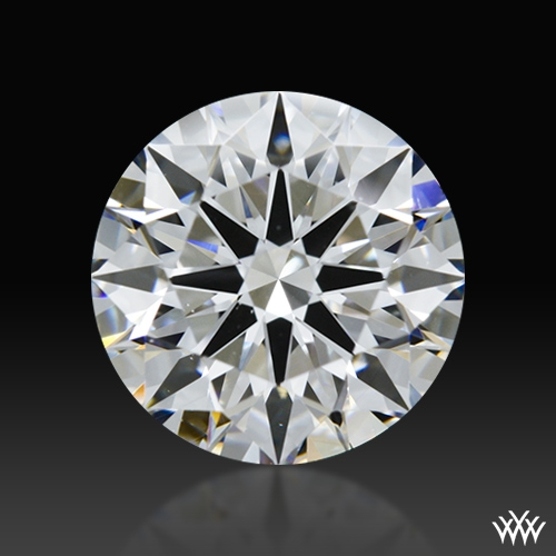 2.485 ct H SI1 A CUT ABOVE® Hearts and Arrows Super Ideal Round Cut Loose Diamond