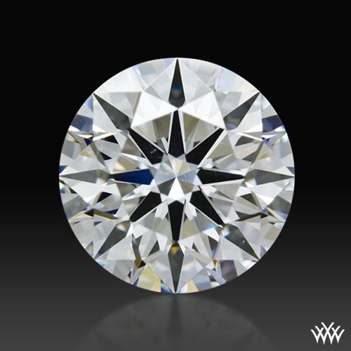 1.275 ct E VS2 A CUT ABOVE® Hearts and Arrows Super Ideal Round Cut Loose Diamond