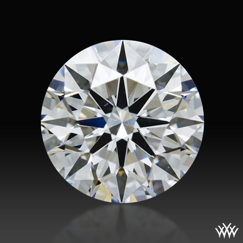 1.275 ct E VS2 A CUT ABOVE® Hearts and Arrows Super Ideal Round Cut Loose Diamond