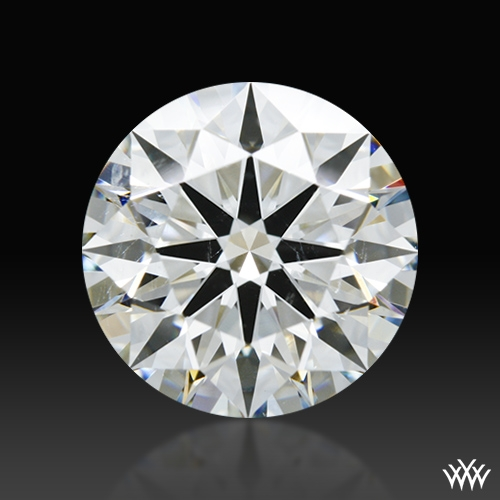 1.543 ct E VS2 A CUT ABOVE® Hearts and Arrows Super Ideal Round Cut Loose Diamond